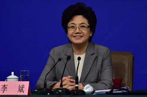 全国政协选出史上首位女性秘书长图片