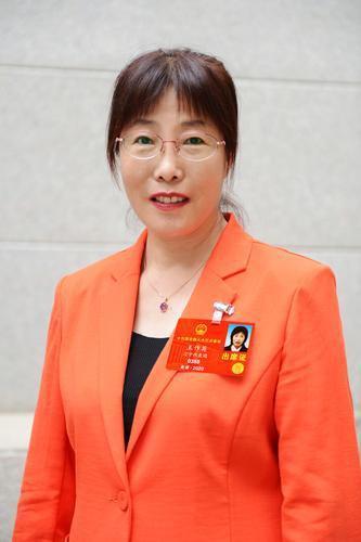 王作英代表:刑事犯罪变化需要不断更新检察理念图片