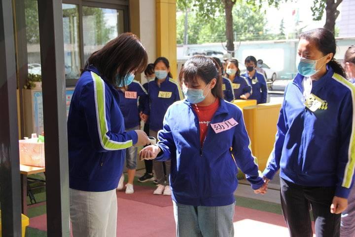 天桥区幼教中心实验幼儿园将各项复园准备工作落实落细