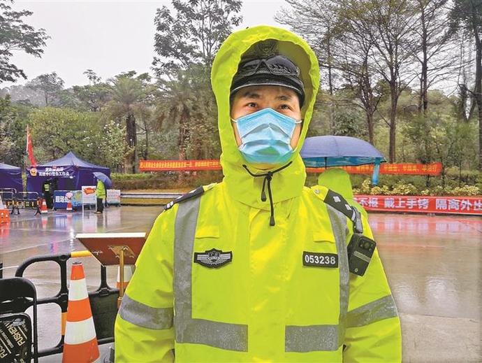 每日警星   唐炳梁:群众安全是我最大的快乐