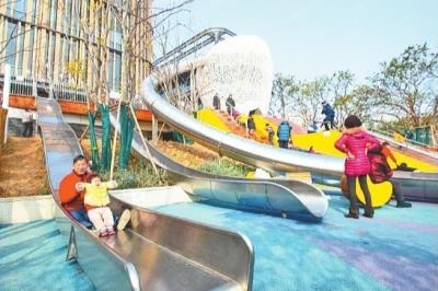"""武汉今年将建成100座""""口袋公园"""""""