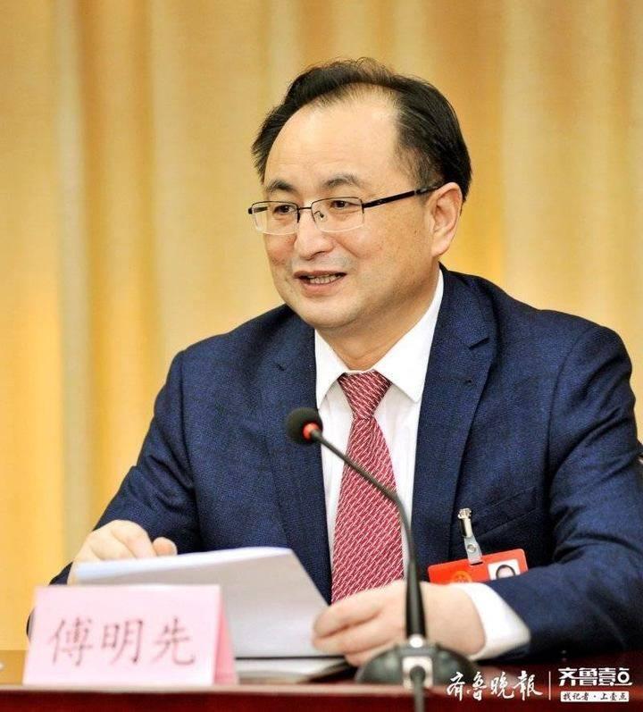 专访济宁市委书记傅明先:抢抓新基建风口,赋能制造强市建设