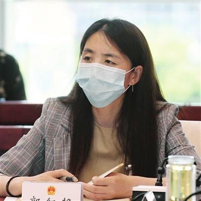 全国人大代表、天津立中集团股份有限公司仓储科五金杂品管理组组长 郭红静