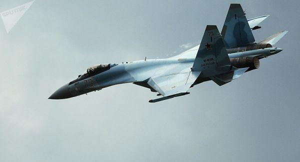 """俄媒:美指责俄战机""""拦截""""美巡逻机"""