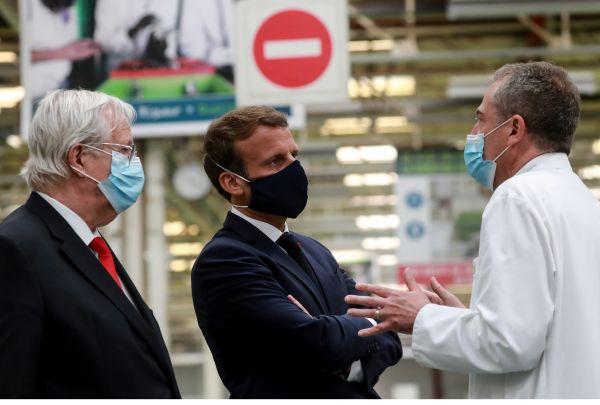 外媒:法国斥资80亿欧元欲重振汽车业