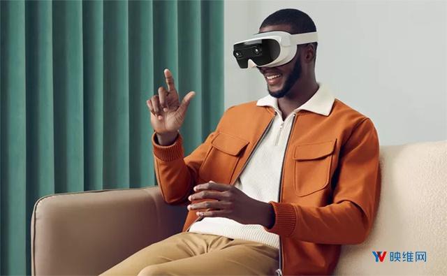 前HTC CEO周永明发布了一体式VR头显Mova