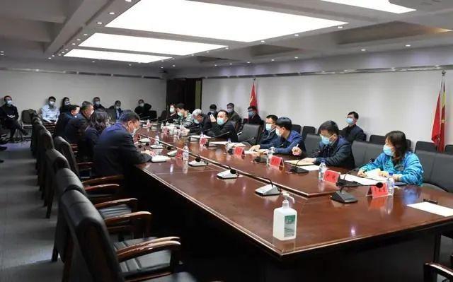 船营区召开疫情防控工作领导小组第36次会议