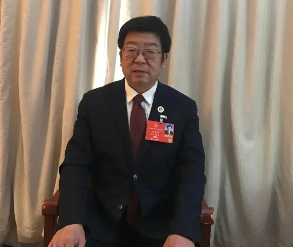 【代表委员说】西北农林科技大学校长吴普特:为西部农业高质量发展提供智力支撑