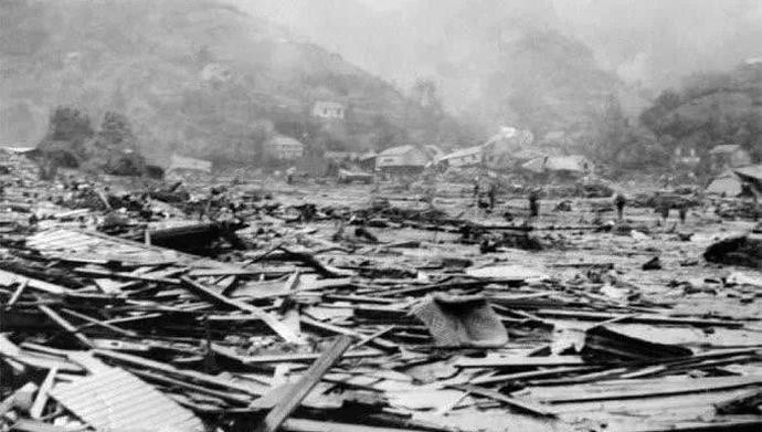 看热闹不嫌事儿大的教训——换个角度看60年前的智利大海啸