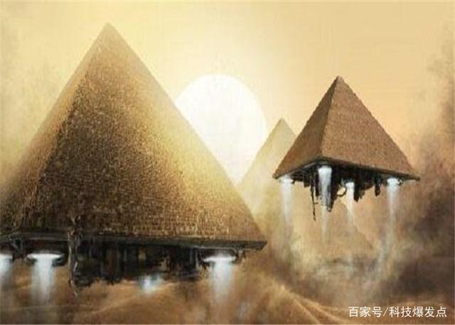 金字塔是否为外星人建造?科学家找到4500年前的日记,揭开真相!