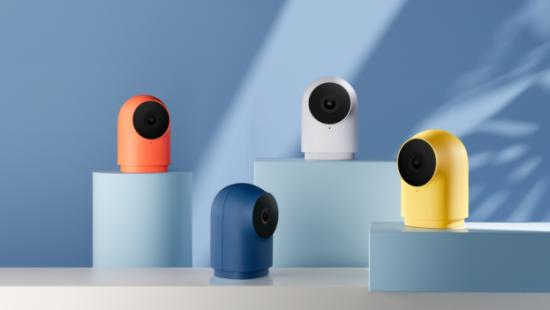 HomeKit 安全视频 Aqara 智能摄像机 G2H(网关版)开启预售