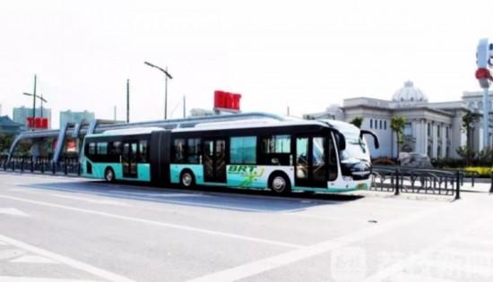 盐城市BRT站台改造工程加快推进 22座站台改造出新