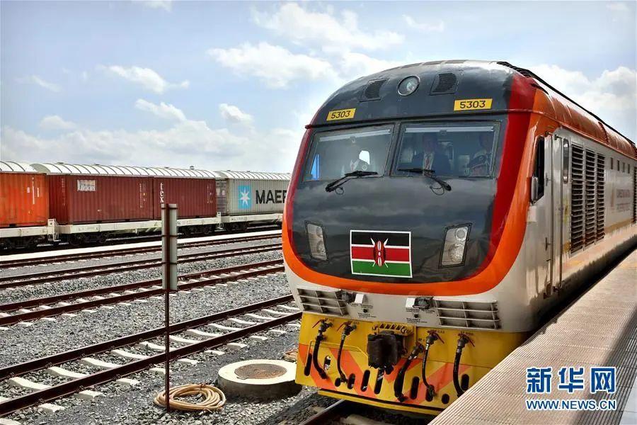 停止中企运营铁路?肯尼亚回应图片