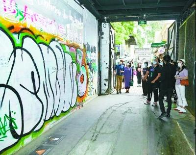 画廊周北京本周向公众开放
