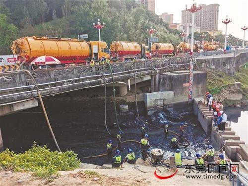 中国水利水电第七工程局有限公司:出师天府彰显铁军风采,截污治污再现碧水蓝天图片