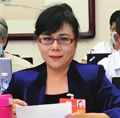 全国政协委员、天津音乐家协会副主席 李瑛