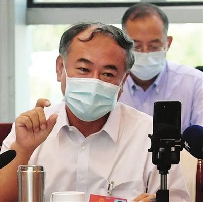 全国人大代表、天津市中医药研究院副院长 张智龙
