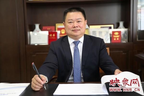 """光山张斌:""""环保节能 产业报国""""争做蓝天守护者"""