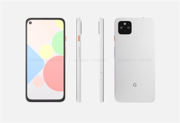 最惨新机?谷歌Pixel 4a XL再曝外观图 未发布就被砍掉