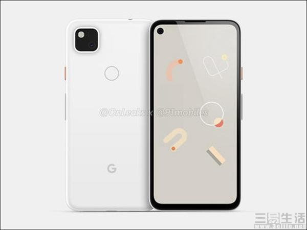 疑似谷歌Pixel 4a XL渲染图现身,但或不会上市