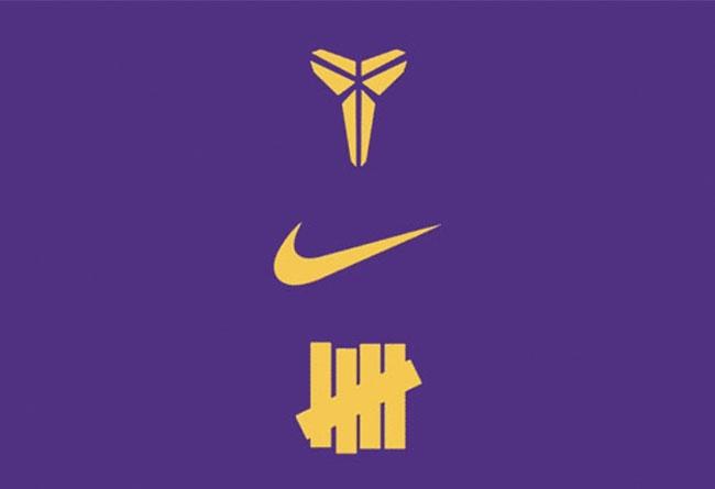 疑似 UNDFTD 联名!Nike Kobe 5 两款新配色实物曝光