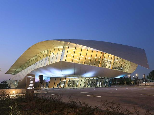 阿联酋迪拜宣布重新开放博物馆、公共海滩和公园