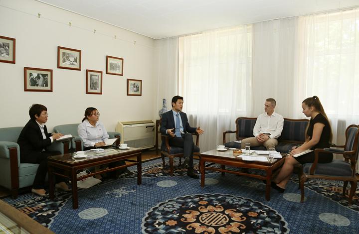 国际生态经济协会与塞尔维亚对接节能环保项目合作