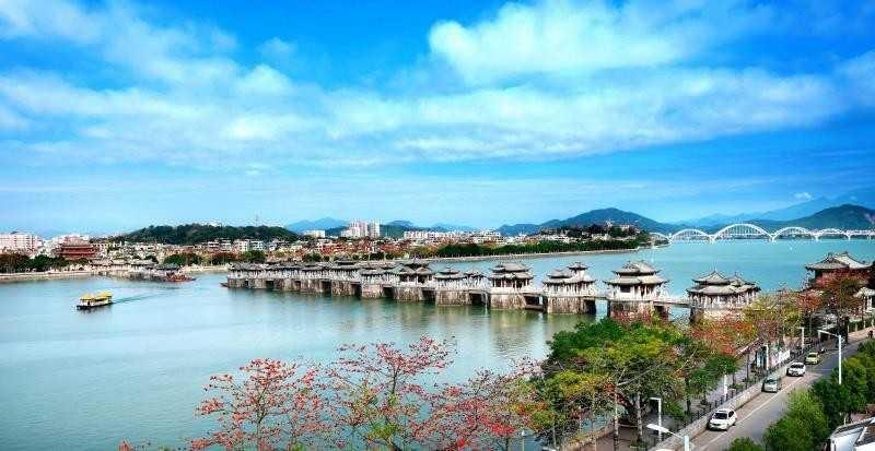 珠三角冲刺建设首个国家森林城市群