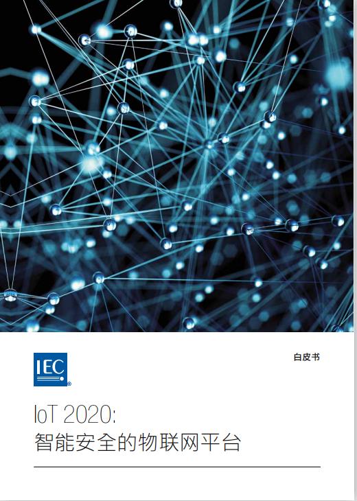 必看系列: IEC 187 页报告告诉你 IoT 的未来在哪里