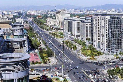 长安街及其延长线(复兴门至建国门段)开征公共空间设计方案