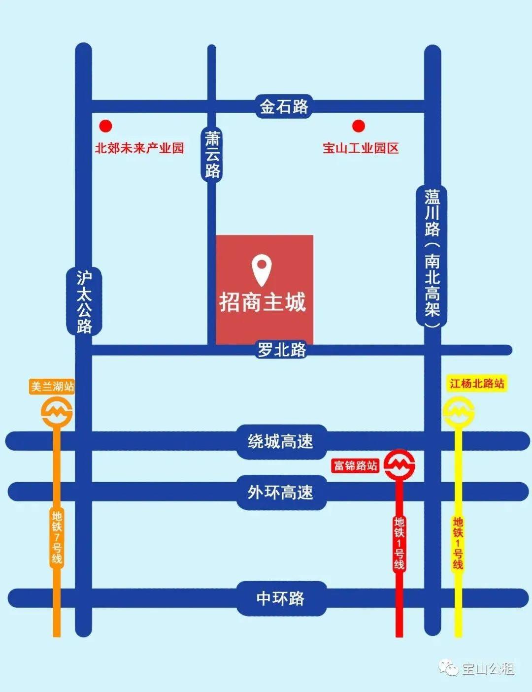 【便民】宝山推出100套区筹公租房!来看申请方式→