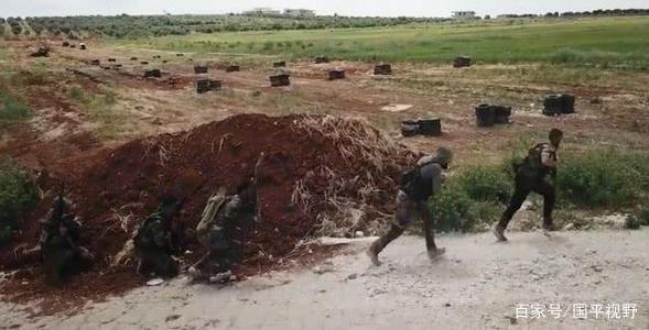 第25特种师指导第5军训练:哈桑少将被炸身亡,不实消息不攻自破