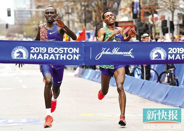 波士顿马拉松因新冠疫情取消