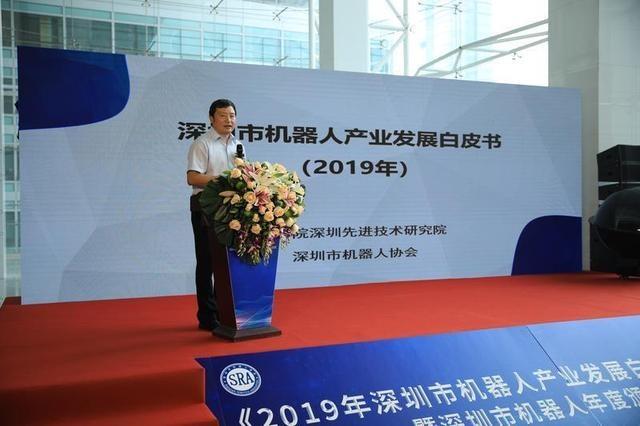 到深圳市工业展馆看机器人展去!去年深圳市机器人产业工业总产值达1257亿