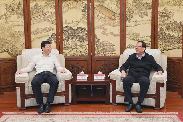 威海市与北京大学签订合作协议 共建北京大学威海海洋研究院