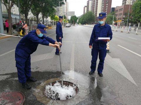 北京石景山消防摸排消防水源:得确保硬件良好