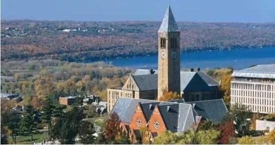 康奈尔大学呼吁美国续发留学签证,逾两千中国留学生就读该校