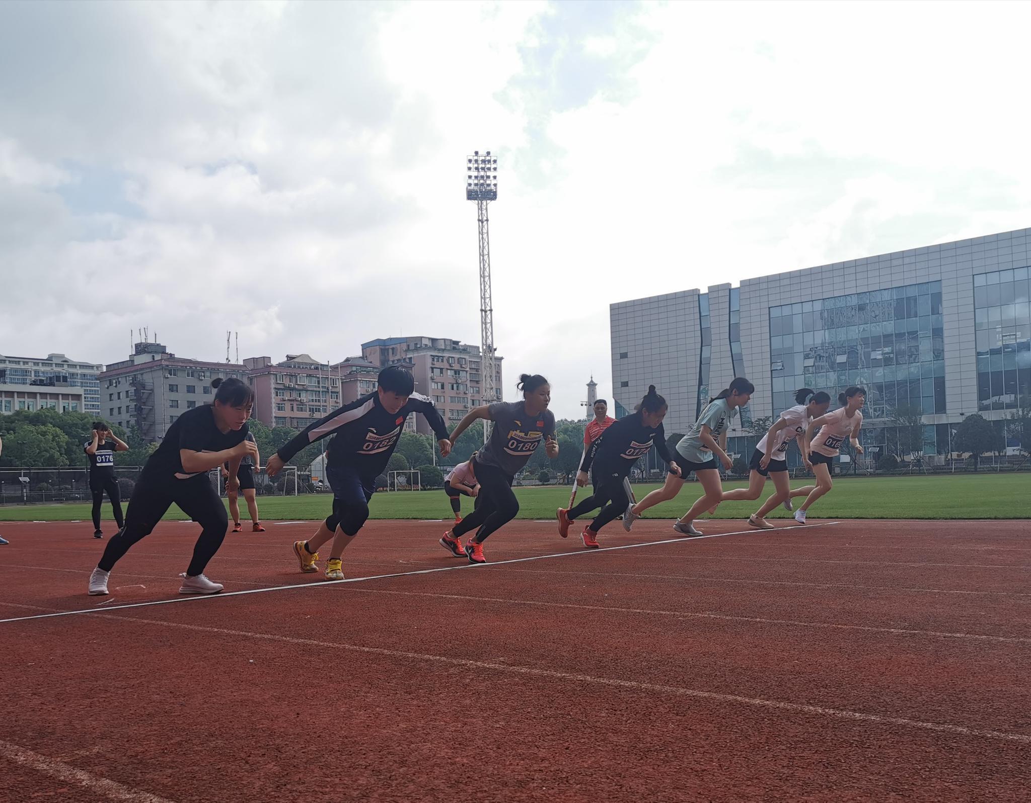 """备战全运会 湖南组织运动员开展体能""""大比武"""""""