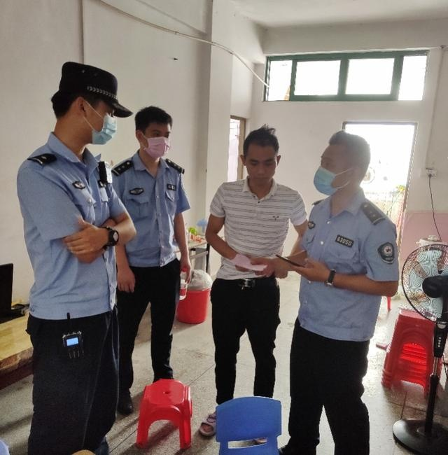 深圳一工业区宿舍楼人员变动却不申报,楼栋长与租客各被罚500