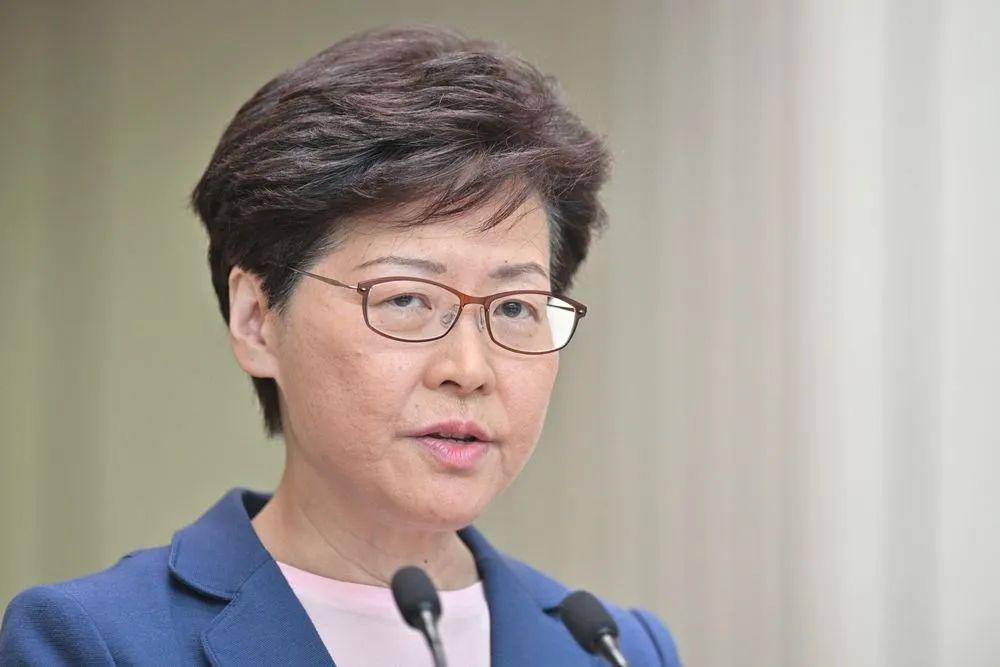 林郑月娥资料图