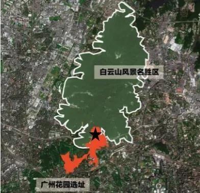 千米空中栈桥要来了,广州花园还要变美