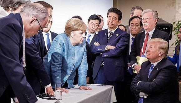 默克尔不来特鲁多观望,再遭推迟的G7峰会过时了吗?