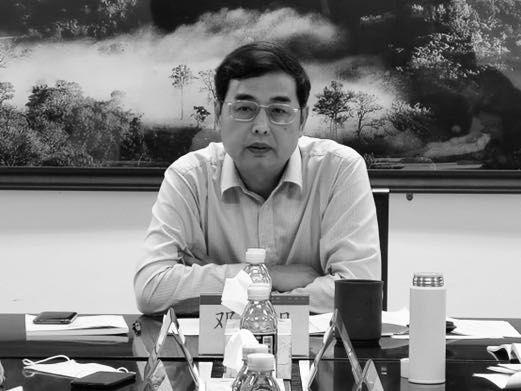 海南省地方金融监督管理局邓传明,突发疾病去世图片