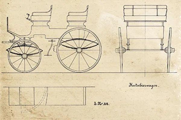 SETRA客车发展史科普(一),卡尔凯斯鲍尔诞生和早期的那些客车