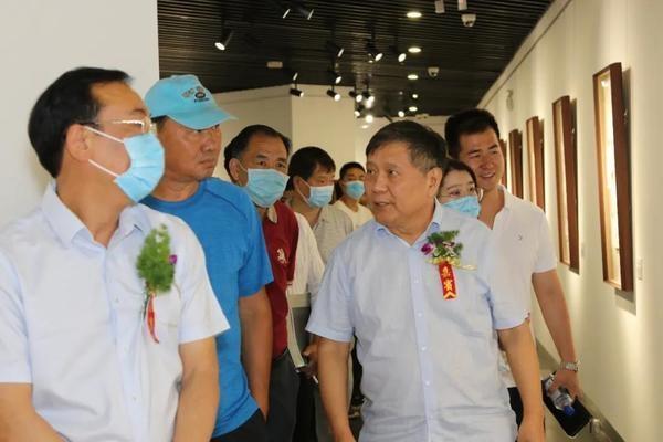 小尺幅彰显大气象,马国强60幅精品新作亮相河南博物院