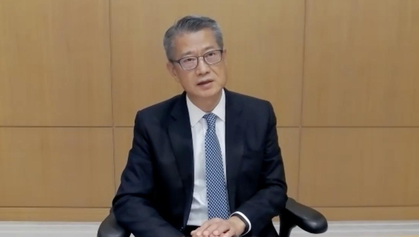 香港财政司司长:美制裁影响有限 联汇经得起风浪图片