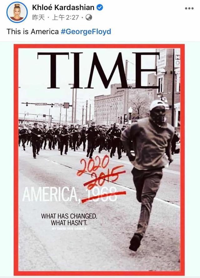 """""""这就是美国""""!《时代周刊》2015年的封面又可以拿出来用了"""