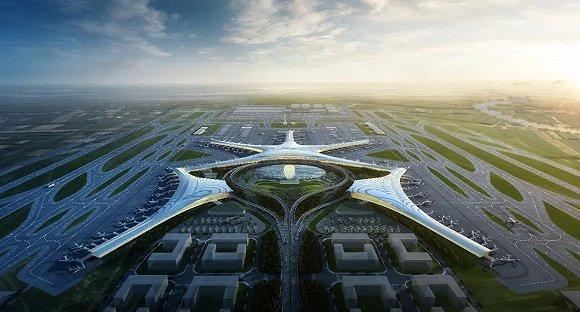 平度至胶东国际机场快速路开工,2022年4月竣工通车