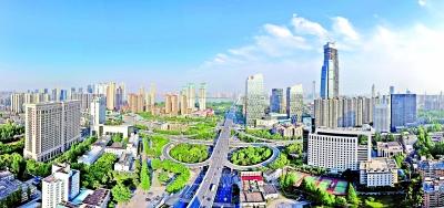 高德平台者实地高德平台探访武汉的变与图片