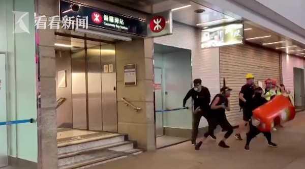 视频|香港反修例风波中共有8001人被捕 学生占41%图片